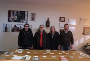Visita Delgat Cultura i Museu de Lleida