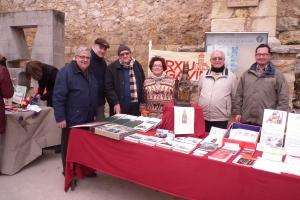 L'Arxiu Gavín a la Fira de les Aspres a Os de Balaguer