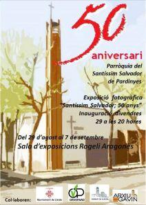 Exposició parròquia Pardinyes