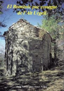 Portada llibre El Romànic poc conegut de l'Alt Urgell