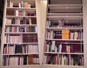 Muntatge Biblioteca Gavín